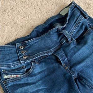 New never worn but washed diesel jeans